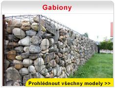 Gabiony