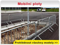 Mobilní ploty
